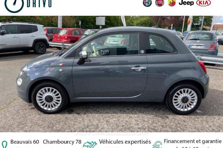 Fiat 500 1.2 8v 69ch Mirror - <small></small> 9.470 € <small>TTC</small> - #4