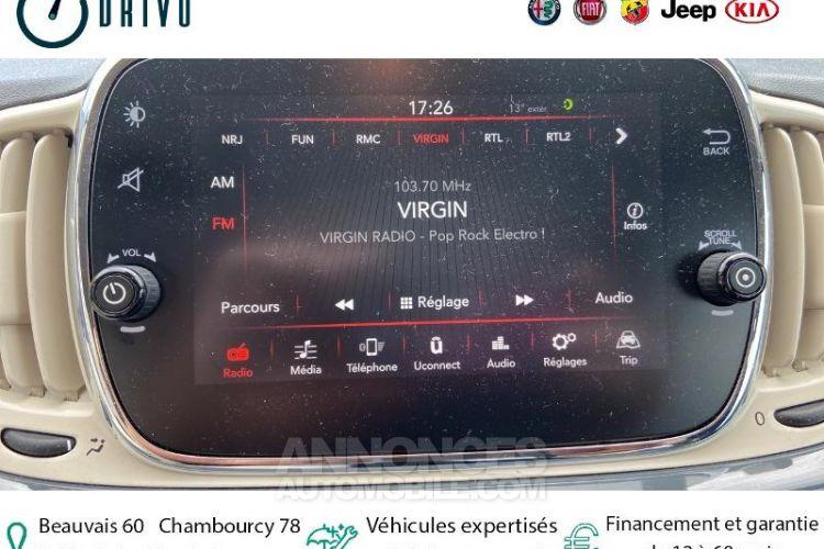 Fiat 500 1.2 8v 69ch Mirror - <small></small> 9.470 € <small>TTC</small> - #8
