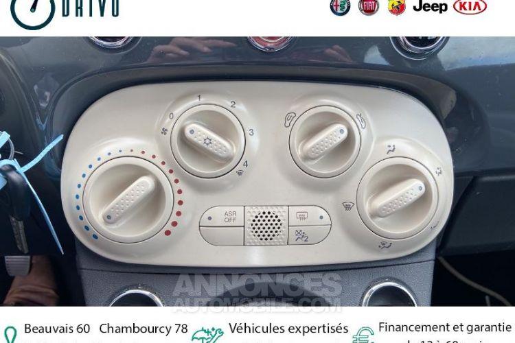 Fiat 500 1.2 8v 69ch Mirror - <small></small> 9.470 € <small>TTC</small> - #17