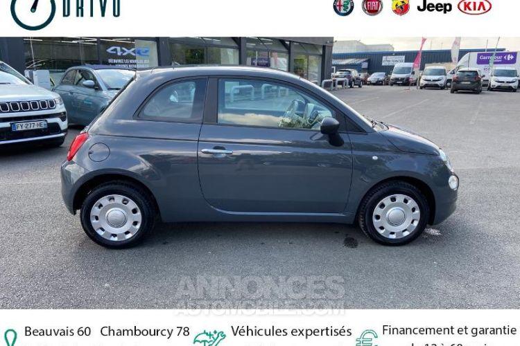 Fiat 500 1.2 8v 69ch Pop - <small></small> 8.970 € <small>TTC</small> - #5