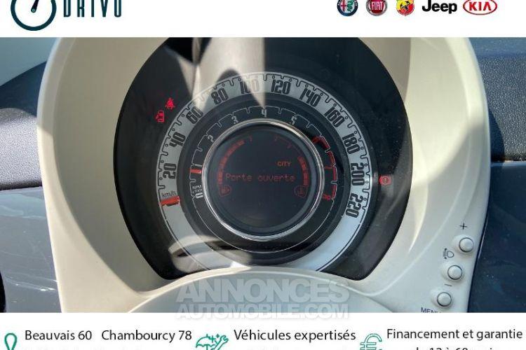 Fiat 500 1.2 8v 69ch Pop - <small></small> 8.970 € <small>TTC</small> - #7