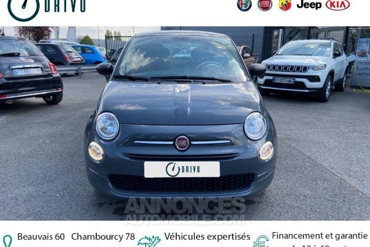 Fiat 500 1.2 8v 69ch Pop - <small></small> 8.970 € <small>TTC</small> - #20