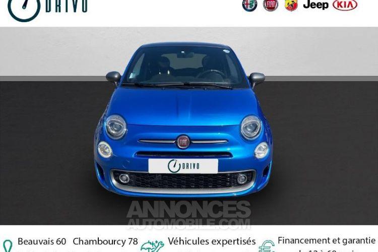 Fiat 500 1.2 8v 69ch S - <small></small> 9.980 € <small>TTC</small> - #3
