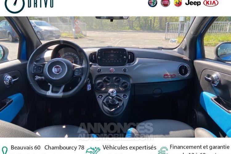 Fiat 500 1.2 8v 69ch S - <small></small> 9.980 € <small>TTC</small> - #6