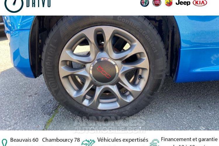 Fiat 500 1.2 8v 69ch S - <small></small> 9.980 € <small>TTC</small> - #14