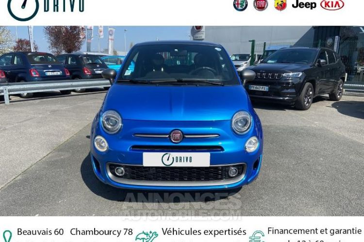 Fiat 500 1.2 8v 69ch S - <small></small> 9.980 € <small>TTC</small> - #19