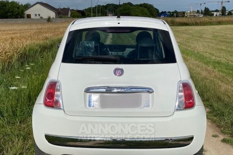 Fiat 500 1.2 8V 69CH S&S LOUNGE - <small></small> 6.490 € <small>TTC</small> - #6