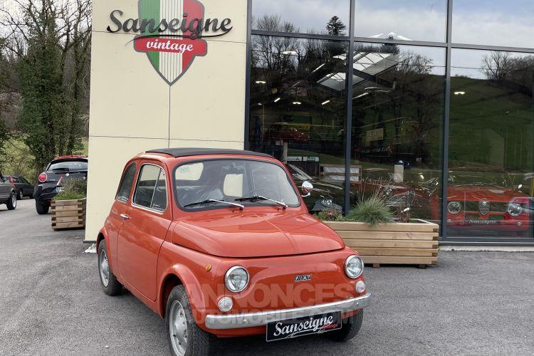 Fiat 500 R - <small></small> 11.500 € <small>TTC</small> - #1