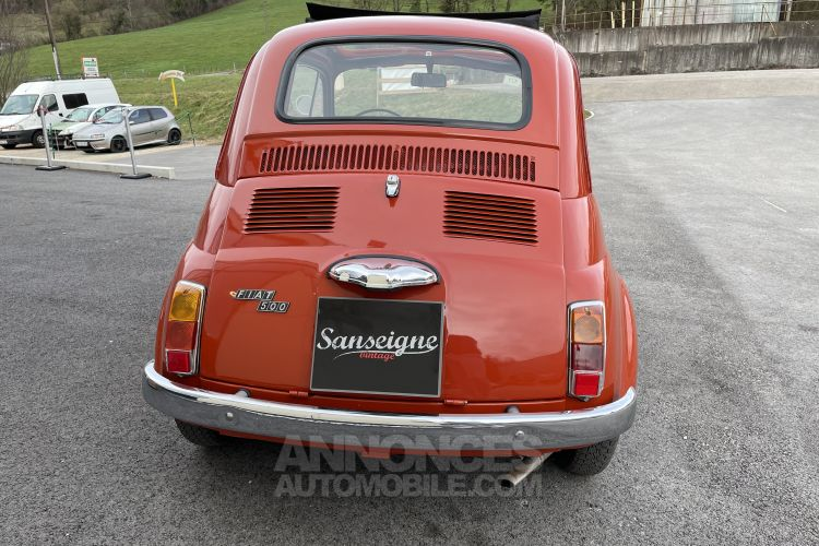 Fiat 500 R - <small></small> 11.500 € <small>TTC</small> - #4