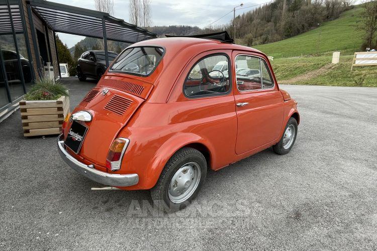 Fiat 500 R - <small></small> 11.500 € <small>TTC</small> - #14