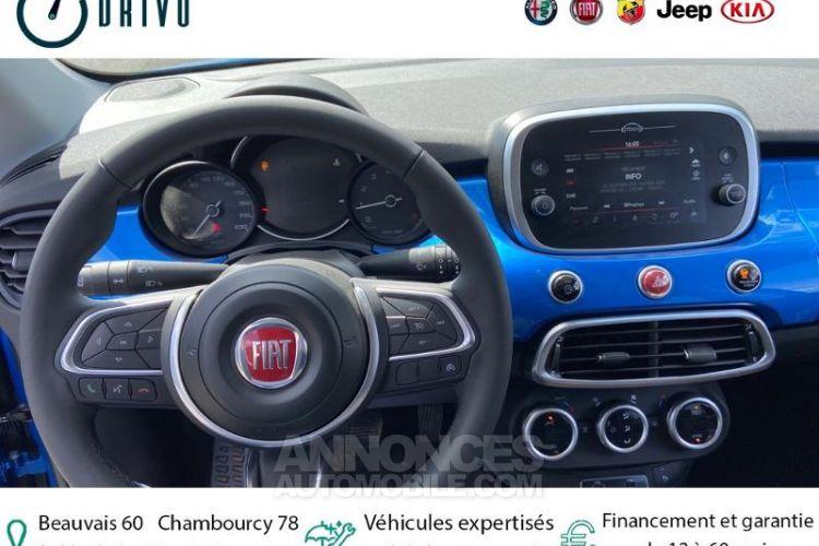 Fiat 500X 1.3 FireFly Turbo T4 150ch Elysia DCT - <small></small> 24.480 € <small>TTC</small> - #9
