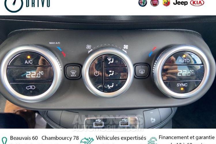 Fiat 500X 1.3 FireFly Turbo T4 150ch Elysia DCT - <small></small> 24.480 € <small>TTC</small> - #17