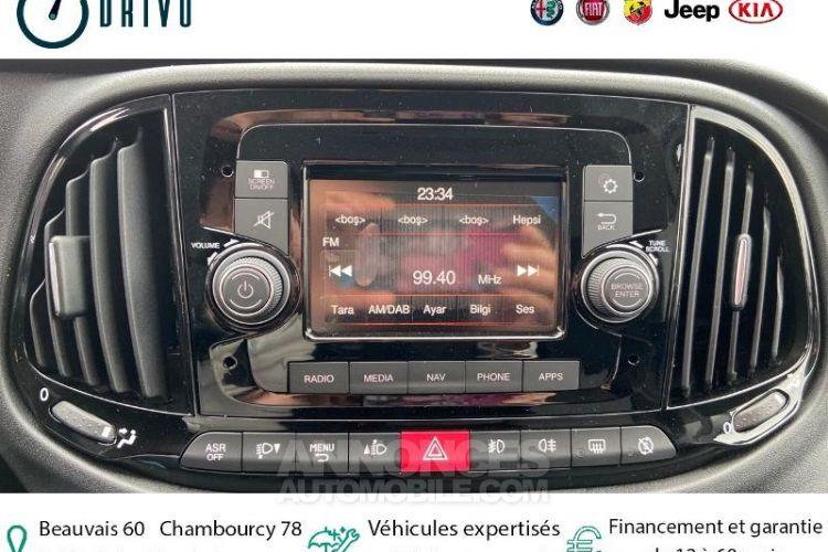 Fiat DOBLO 1.6 Multijet 105ch Pro Lounge - <small></small> 16.980 € <small>TTC</small> - #8