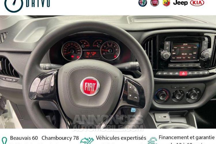 Fiat DOBLO 1.6 Multijet 105ch Pro Lounge - <small></small> 16.980 € <small>TTC</small> - #9