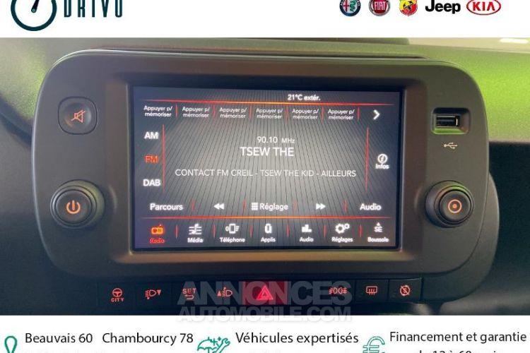 Fiat PANDA 1.0 70ch BSG S&S Sport - <small></small> 13.480 € <small>TTC</small> - #8