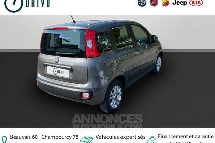 Fiat PANDA 1.2 8v 69ch Lounge - <small></small> 10.470 € <small>TTC</small> - #2