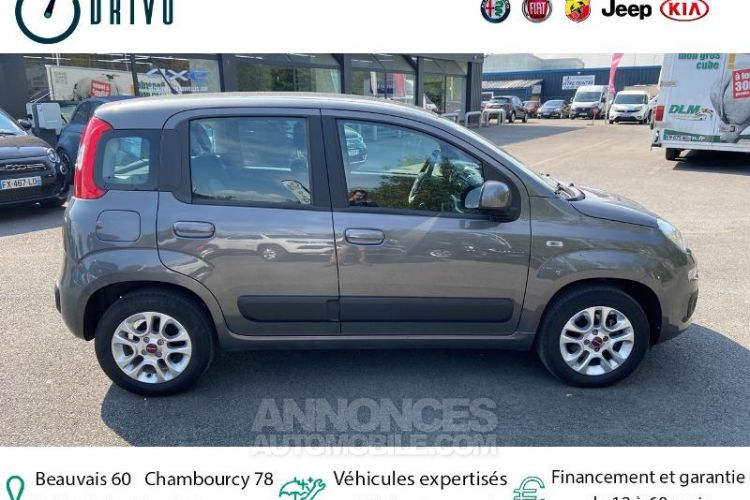 Fiat PANDA 1.2 8v 69ch Lounge - <small></small> 10.470 € <small>TTC</small> - #5