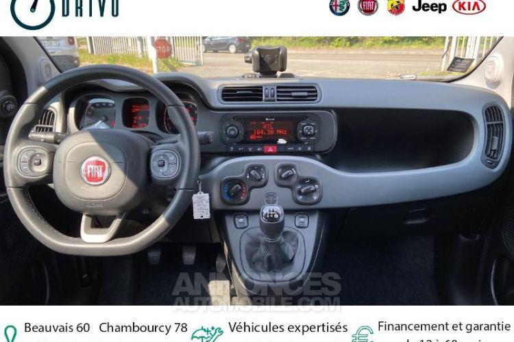 Fiat PANDA 1.2 8v 69ch Lounge - <small></small> 10.470 € <small>TTC</small> - #6