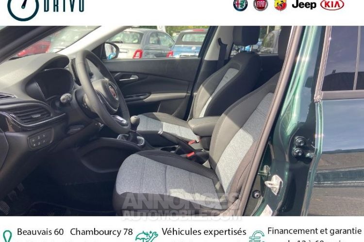 Fiat TIPO 1.0 FireFly Turbo 100ch S/S Plus - <small></small> 20.990 € <small>TTC</small> - #11