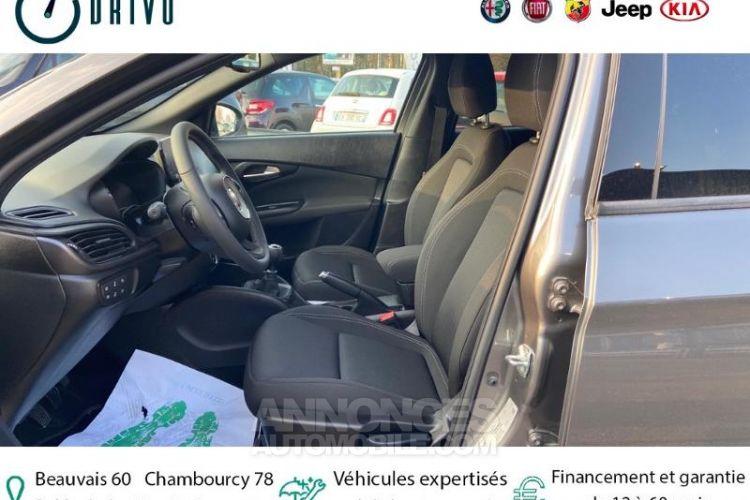 Fiat TIPO 1.6 MultiJet 120ch Elysia S/S MY20 5p - <small></small> 19.980 € <small>TTC</small> - #11
