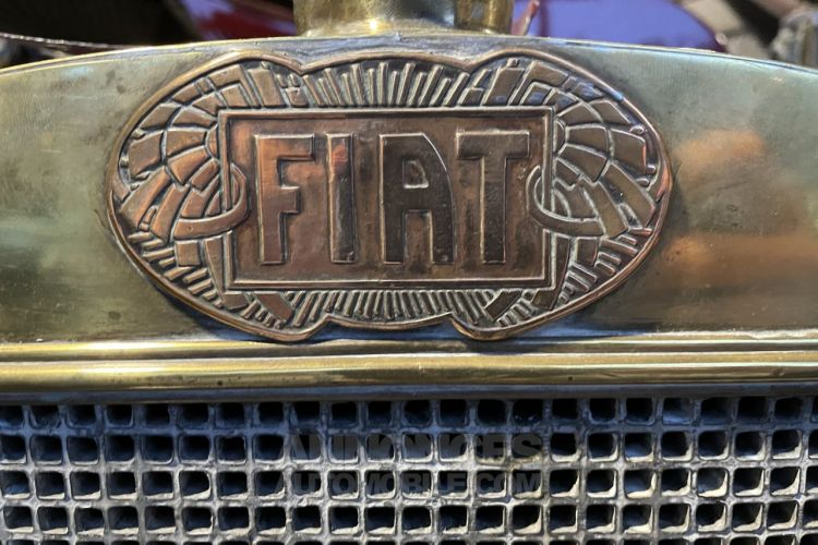 Fiat TIPO Brevetti 2 - Prix sur Demande - #10