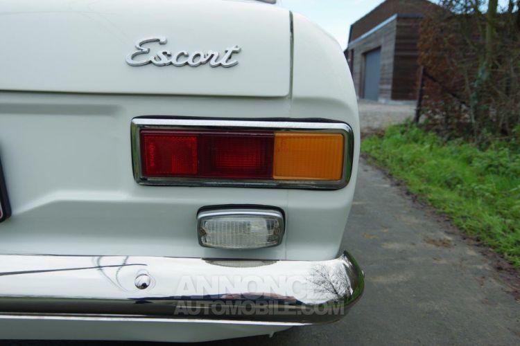 Ford Escort 1300 - <small></small> 19.900 € <small>TTC</small> - #25