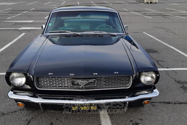 Ford Mustang 289 V8 boite automatique - <small></small> 32.500 € <small>TTC</small> - #3