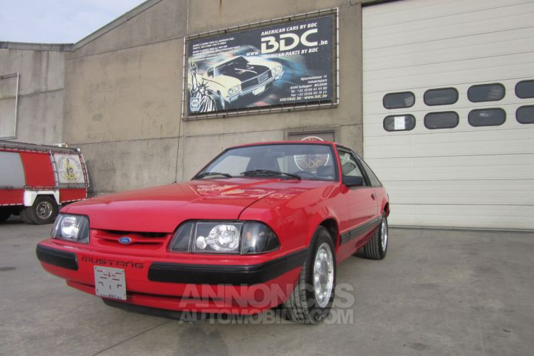 Ford Mustang Fox Body - <small></small> 8.000 € <small>TTC</small> - #3