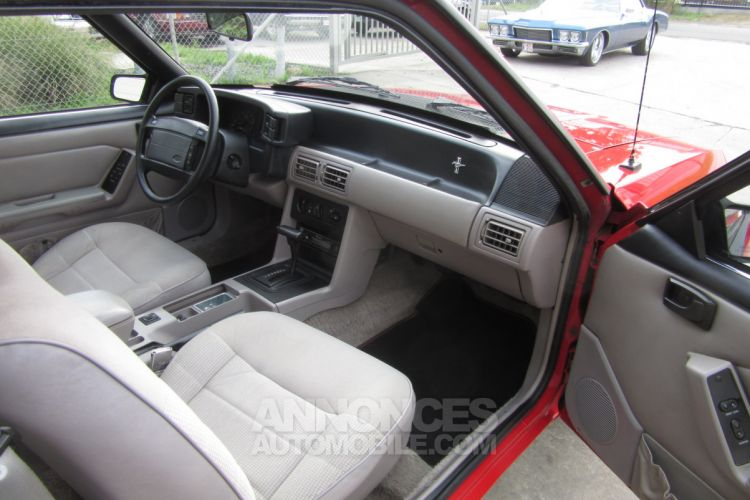 Ford Mustang Fox Body - <small></small> 8.000 € <small>TTC</small> - #38