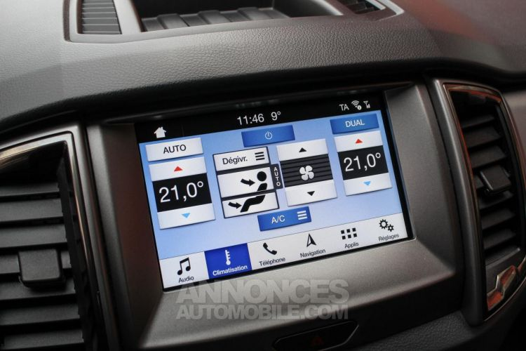 Ford Ranger 4x4 III 2.2 TDCi 160ch Super Cab XLT Limited - <small></small> 27.450 € <small>TTC</small> - #39