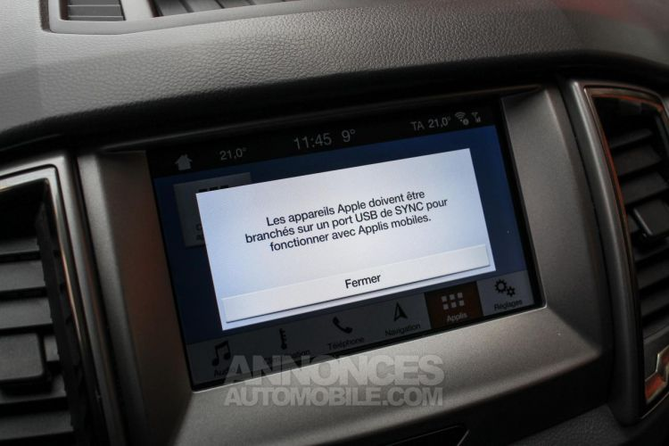 Ford Ranger 4x4 III 2.2 TDCi 160ch Super Cab XLT Limited - <small></small> 27.450 € <small>TTC</small> - #40