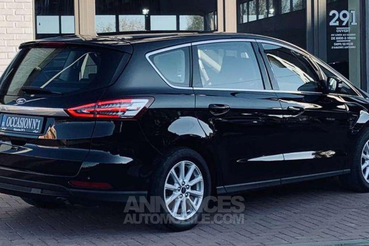 Ford S-MAX GPS - Radar av&ar - Xenon - Led - 7 places - <small></small> 20.990 € <small>TTC</small> - #4