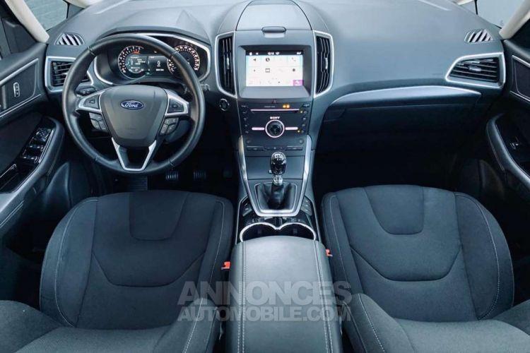 Ford S-MAX GPS - Radar av&ar - Xenon - Led - 7 places - <small></small> 20.990 € <small>TTC</small> - #7