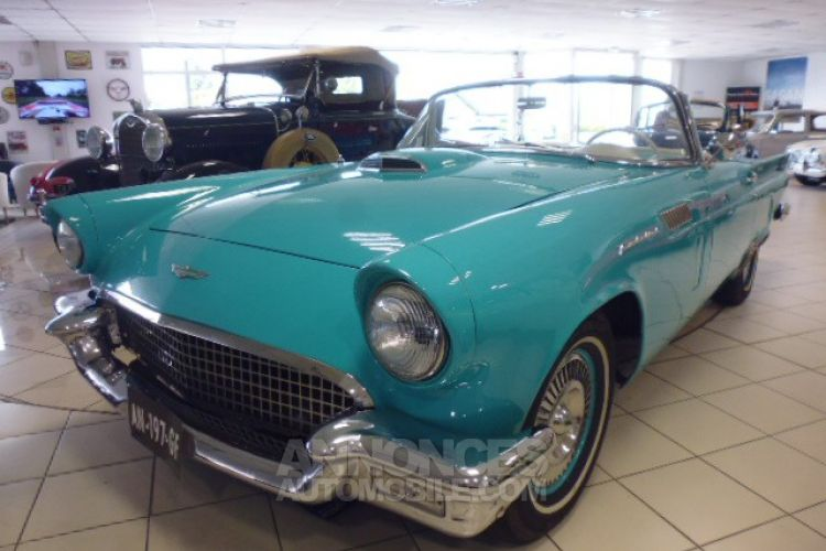 Ford Thunderbird Cabriolet - <small></small> 38.500 € <small>TTC</small> - #11
