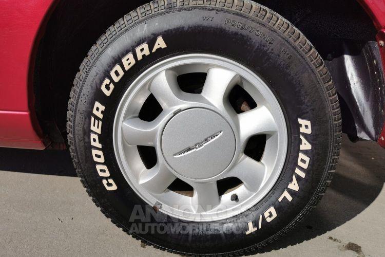 Ford Thunderbird FORD THUNDERBIRD LX V8 - Automatique - <small></small> 8.000 € <small>TTC</small> - #52