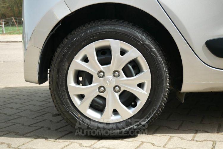 Hyundai i10 1.0i Pop/Trend, Climatisation, Bluetooth, Régulateur de vitesse - <small></small> 7.190 € <small>TTC</small> - #13