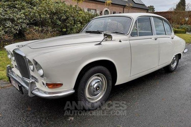 Jaguar 420 4.2L 6 Cylindres Manuelle (overdrive) - <small></small> 24.950 € <small>TTC</small> - #4