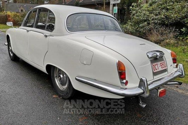 Jaguar 420 4.2L 6 Cylindres Manuelle (overdrive) - <small></small> 24.950 € <small>TTC</small> - #7