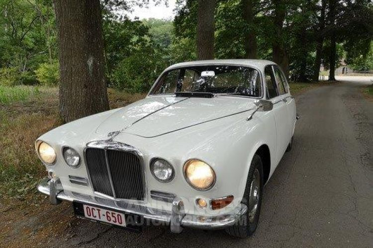 Jaguar 420 4.2L 6 Cylindres Manuelle (overdrive) - <small></small> 24.950 € <small>TTC</small> - #49