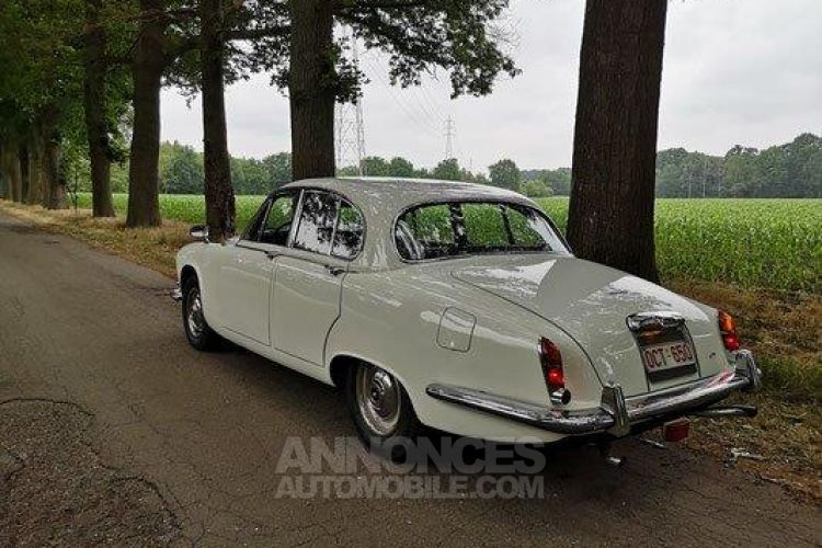 Jaguar 420 4.2L 6 Cylindres Manuelle (overdrive) - <small></small> 24.950 € <small>TTC</small> - #55