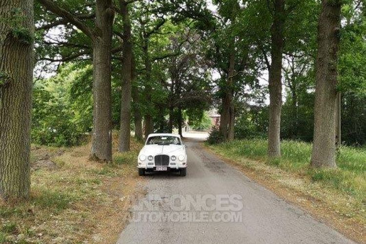 Jaguar 420 4.2L 6 Cylindres Manuelle (overdrive) - <small></small> 24.950 € <small>TTC</small> - #57