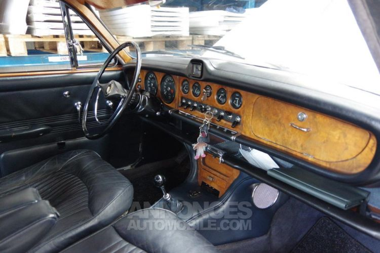 Jaguar 420 4.2L 6 Cylindres Manuelle (overdrive) - <small></small> 24.950 € <small>TTC</small> - #66