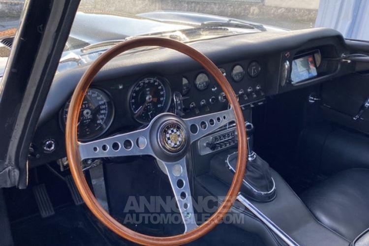 Jaguar E-Type TYPE E 3.8 COUPE 1964 - <small></small> 110.000 € <small>TTC</small> - #10