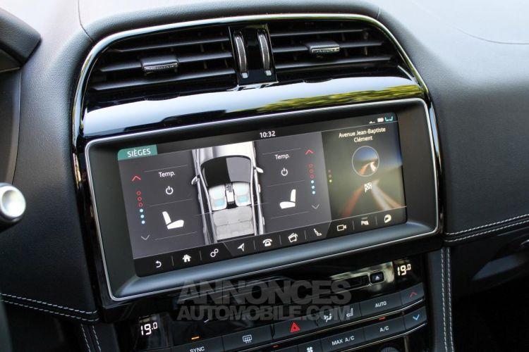 Jaguar F-Pace V6 3.0D 300ch S 4x4 BVA8 - <small></small> 51.950 € <small>TTC</small> - #7