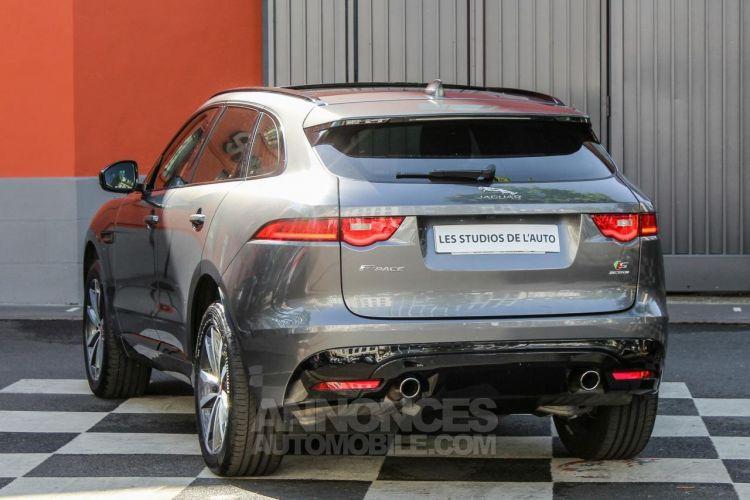 Jaguar F-Pace V6 3.0D 300ch S 4x4 BVA8 - <small></small> 51.950 € <small>TTC</small> - #19