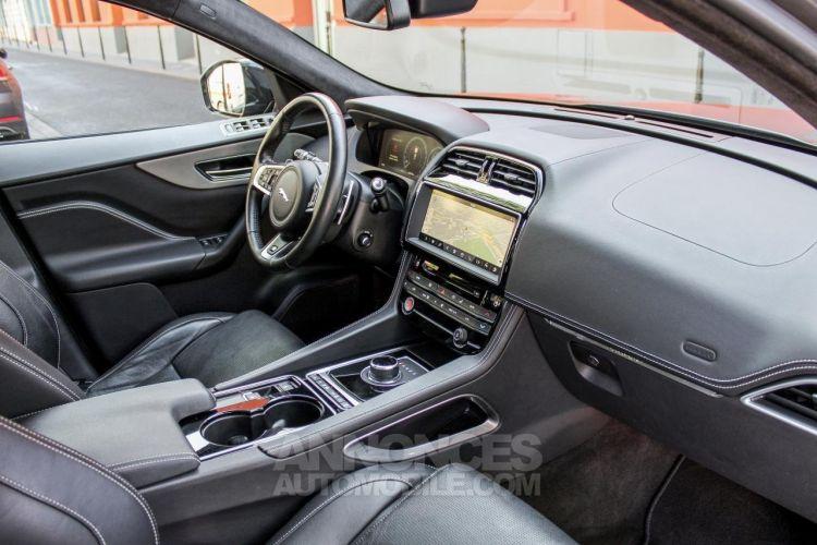 Jaguar F-Pace V6 3.0D 300ch S 4x4 BVA8 - <small></small> 51.950 € <small>TTC</small> - #29