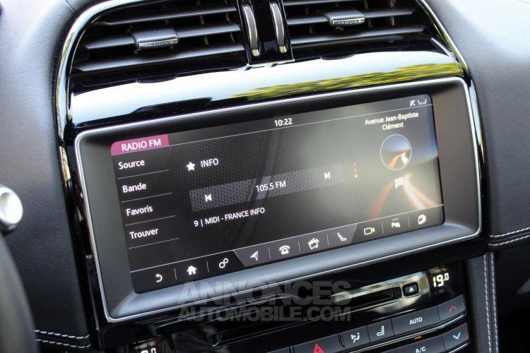 Jaguar F-Pace V6 3.0D 300ch S 4x4 BVA8 - <small></small> 51.950 € <small>TTC</small> - #42