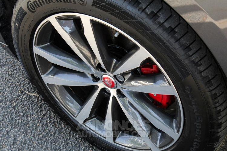 Jaguar F-Pace V6 3.0D 300ch S 4x4 BVA8 - <small></small> 51.950 € <small>TTC</small> - #50