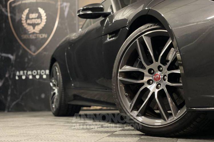 Jaguar F-Type S Coupé v6 3.0 380 R-dynamic - <small></small> 79.780 € <small>TTC</small> - #4