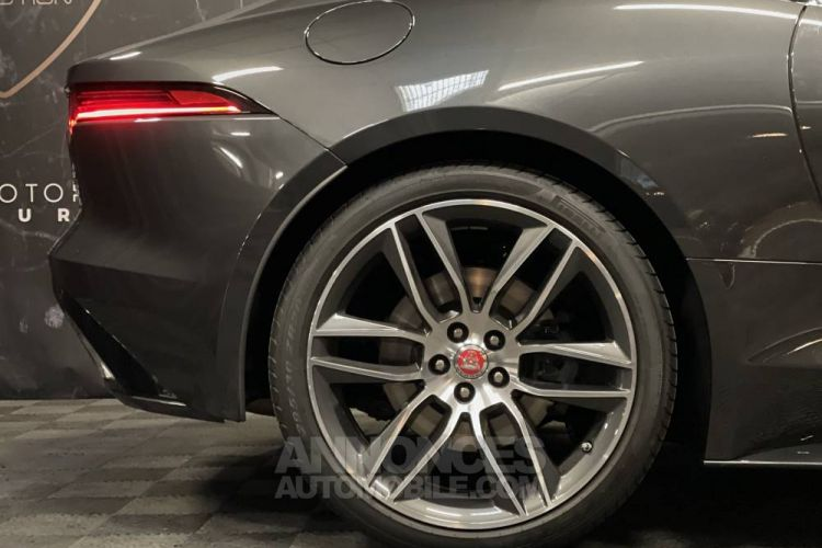 Jaguar F-Type S Coupé v6 3.0 380 R-dynamic - <small></small> 79.780 € <small>TTC</small> - #5